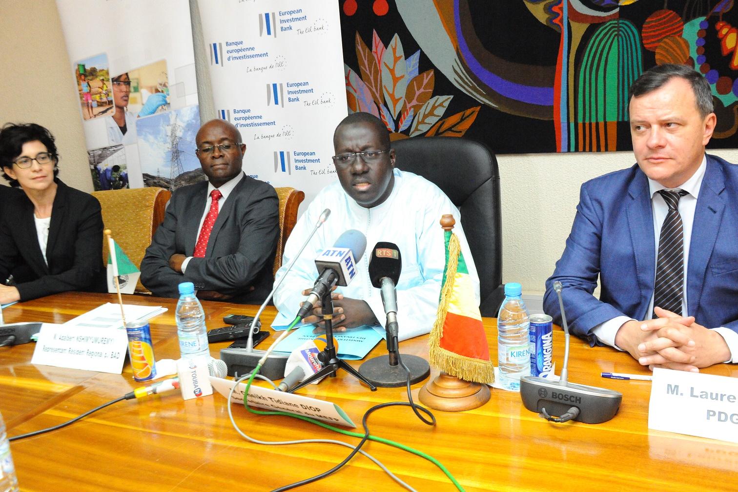 Projet intégré de production de riz dans la vallée : Un montant de 20,6 milliards fcfa consenti par la BAD et la BEI