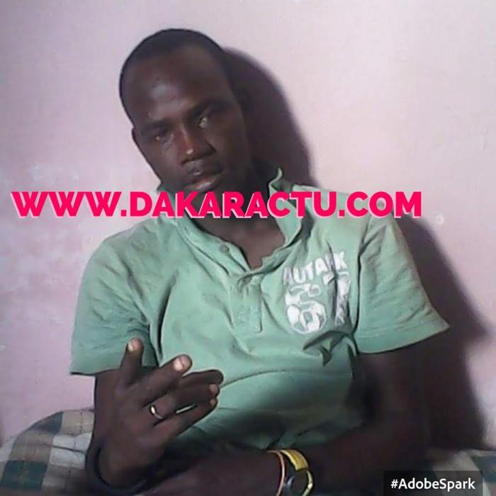 Le corps d'Ibrahima Samb achéminé à Mont Rolland
