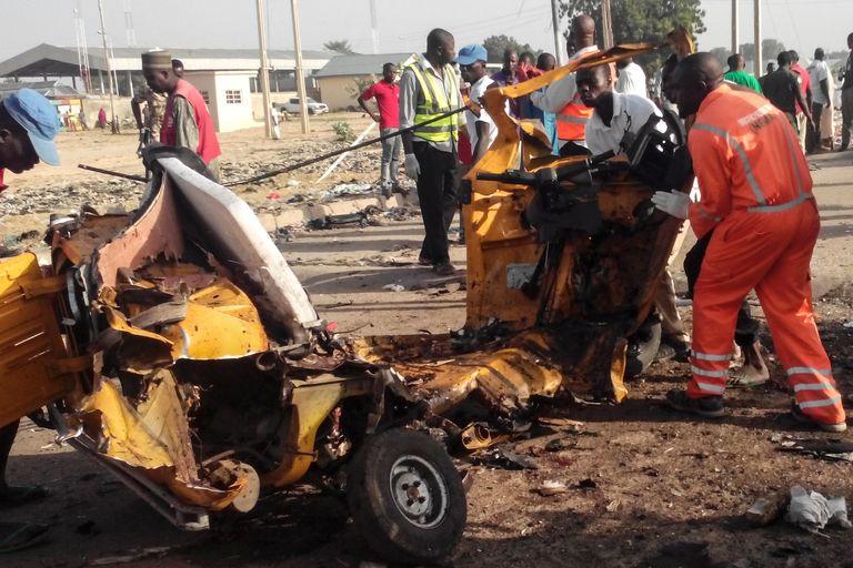 Attentats meurtriers dans un camp de réfugiés au Nigeria