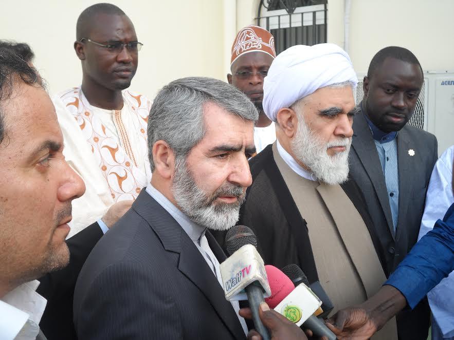 AYATOLLAH HASSAN AKHTARI À TOUBA : « L'Islam est infiltré… Nous devons rester unis… Touba est un modèle »