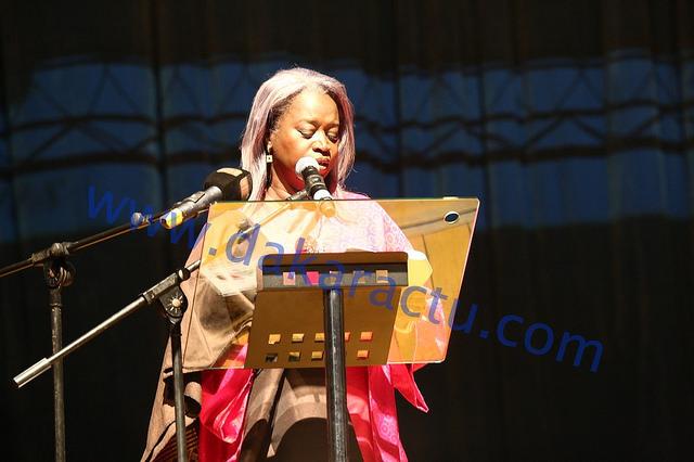 Graduation IAM / La marraine Aminata Niane aux récipiendaires : « Il faut oser changer! »