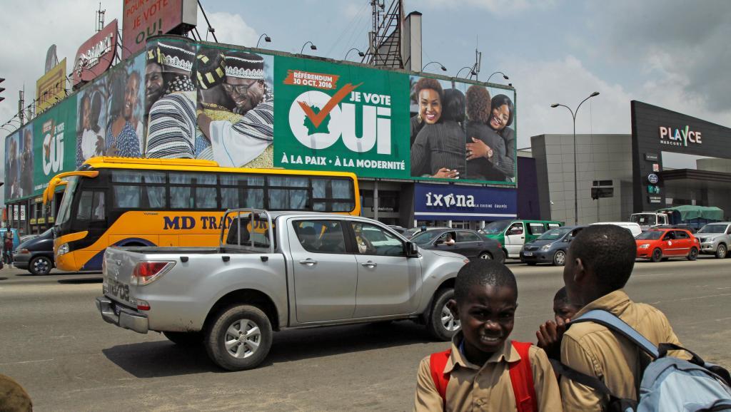 Côte d'Ivoire : la participation, véritable enjeu du référendum constitutionnel