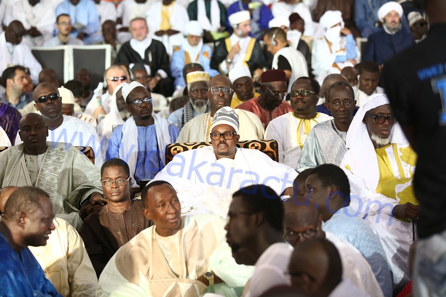 Les images de la Cérémonie de clôture du Forum du Magal à massalikoul djinane