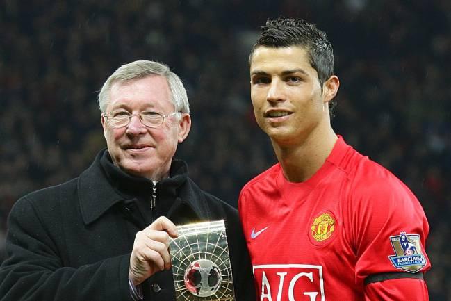 Sir Alex Ferguson : «Personne de mieux que Cristiano Ronaldo pour le Ballon d'Or»