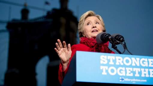 Hillary Clinton a reçu en avance des questions lors des primaires