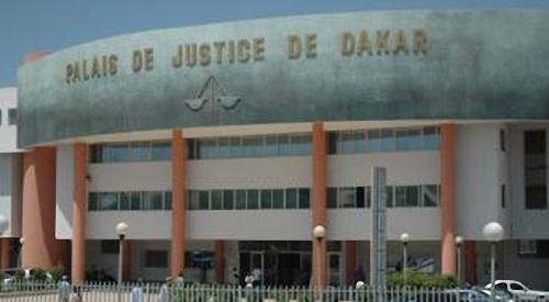 Chambre criminelle de Dakar : Djibril Camara et Adama Sène condamnés à 7 ans