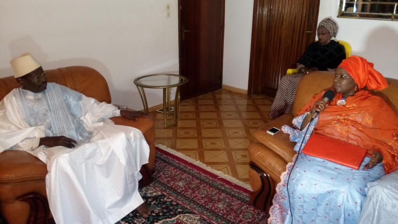 Visite du HCDS à Serigne Moustapha Cissé Khalife de Pire «Le dialogue est à la base de tout»