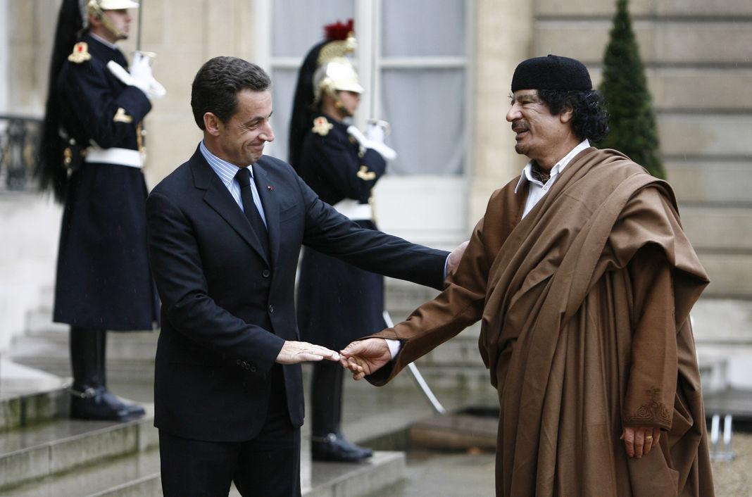 Enquête sur le financement libyen de la campagne : Les soupçons qui pèsent sur les réseaux Sarkozy