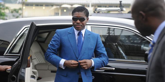 GENÈVE : 11 voitures de luxe de Teodorin Obiang saisies par la Justice