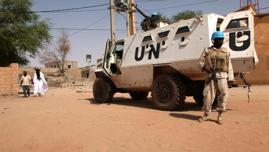 Mali : attaque contre un convoi de la Minusma