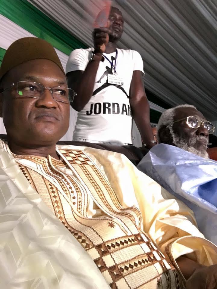 Nécrologie : Décès de la mère du ministre Abdou Ndéné Sall