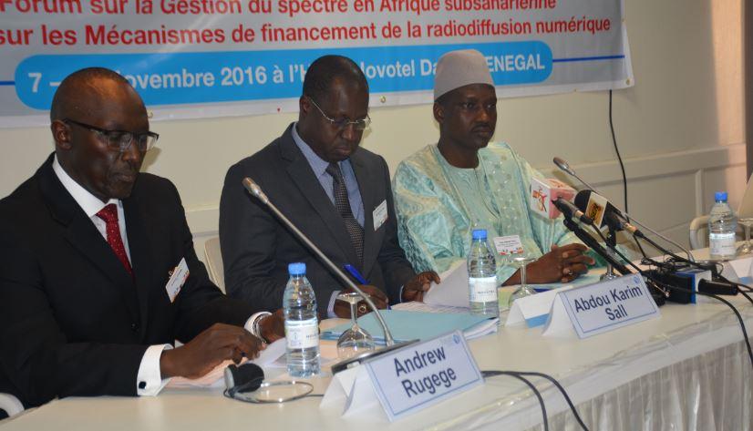 Gestion des spectres de fréquence en Afrique subsaharienne : Une meilleure coopération des autorités de régulation prônée