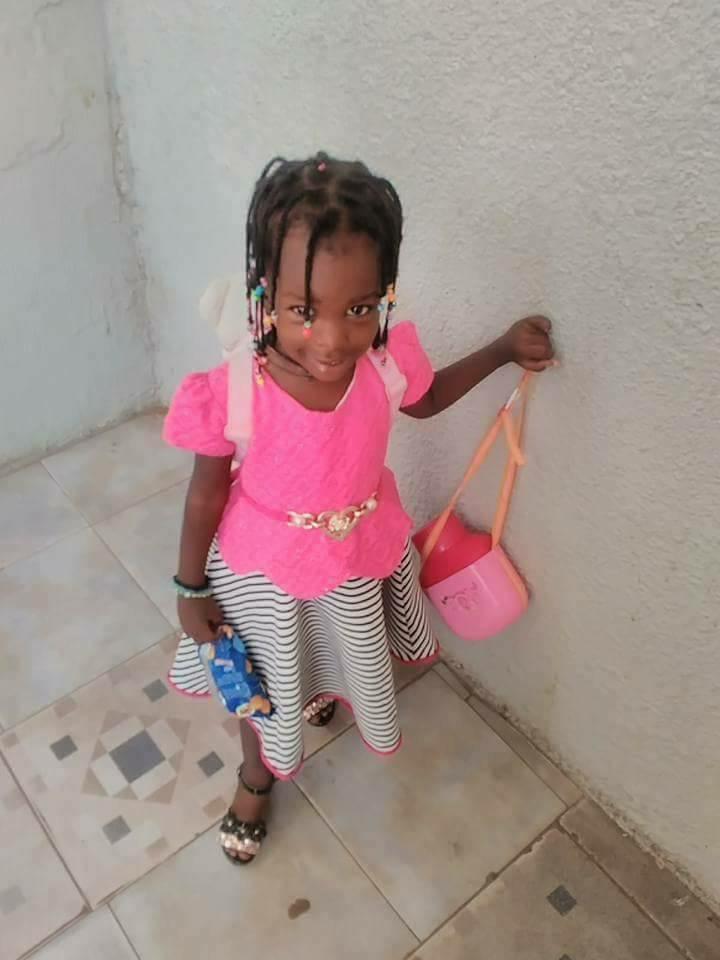 Alerte enlèvement : Une fille de 2 ans a été enlevée à Pikine (Photo)