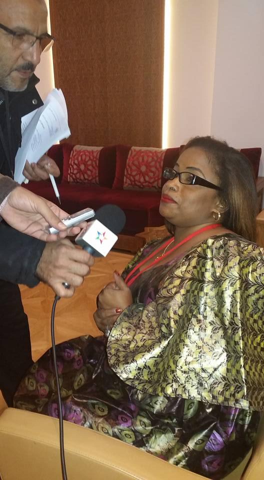 Union Parlementaire Africaine : La député socialiste Aminata Diallo, élue présidente du comité des femmes