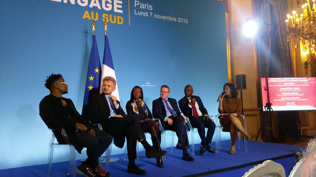Quai d'Orsay : Moustapha GUIRASSY parle de connectivité humaine et d'empathie