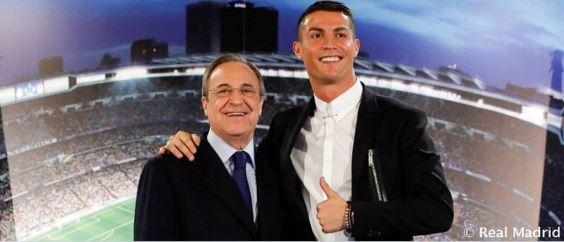 "Real Madrid - Cristiano Ronaldo veut jouer ""jusqu'à 41 ans"""