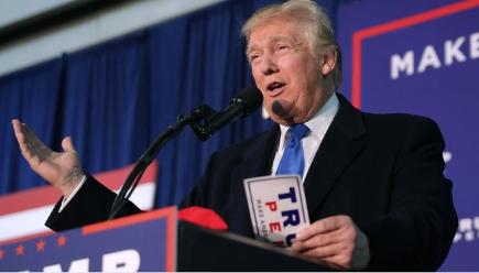 Trump remporte l'Etat-clé de l'Ohio