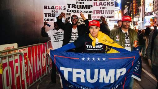 Trump remporte la Pennsylvanie et est à 6 grands électeurs de la victoire