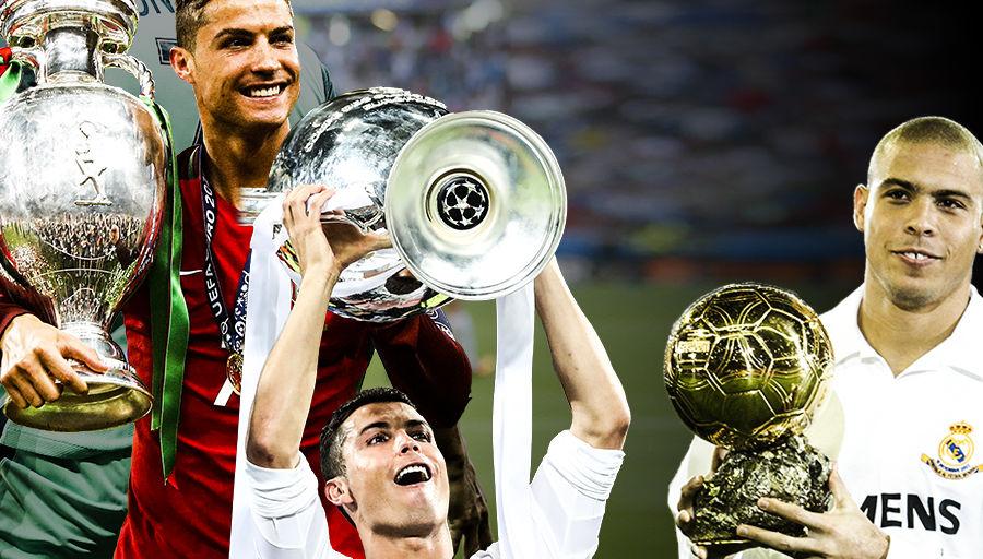 Pour le Ballon d'Or 2016, Ronaldo Nazário de Lima vote Cristiano Ronaldo
