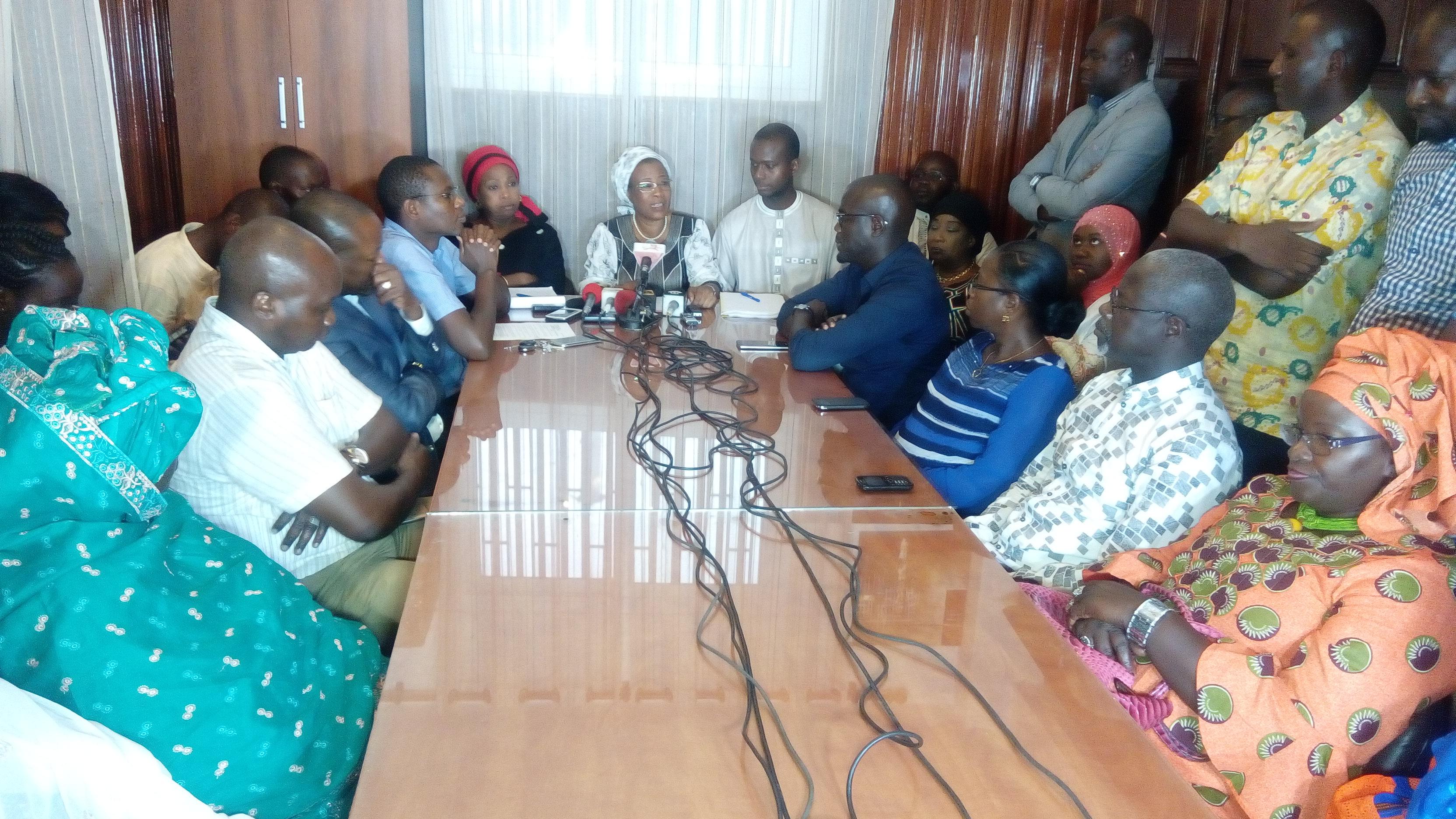 Sit-in des pharmaciens : le mouvement d'humeur délocalisé devant le siège de l'ordre des pharmaciens