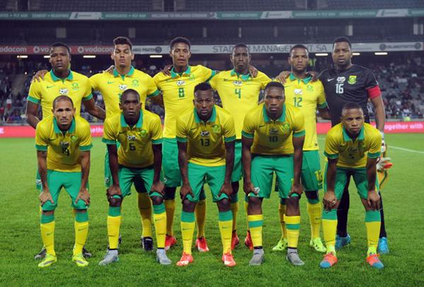 Afrique du sud / Sénégal : Deux cadres chez les Bafane-Bafana déclarent forfait