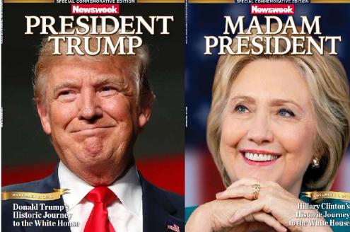 Les médias américains mis k.o par Trump demandent pardon !!!