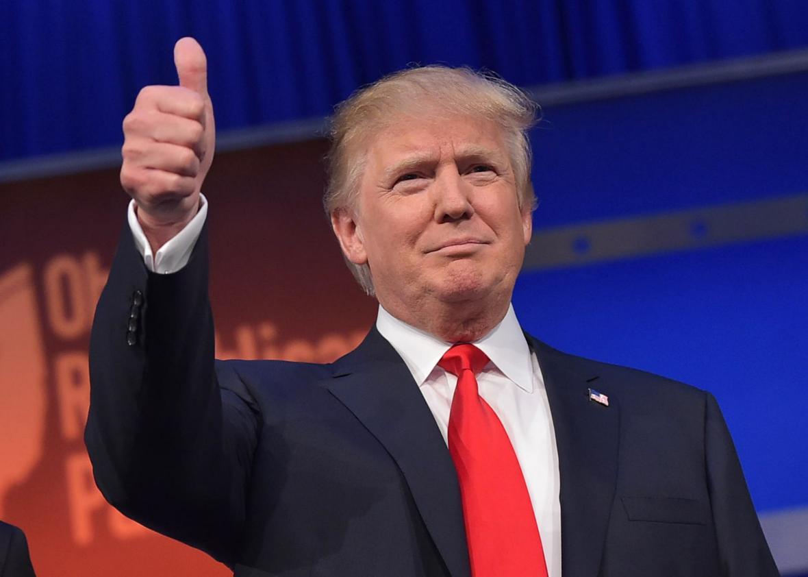 Quand Donald Trump donne une bonne leçon aux spécialistes Marketing et révolutionne la Notion de Vente.