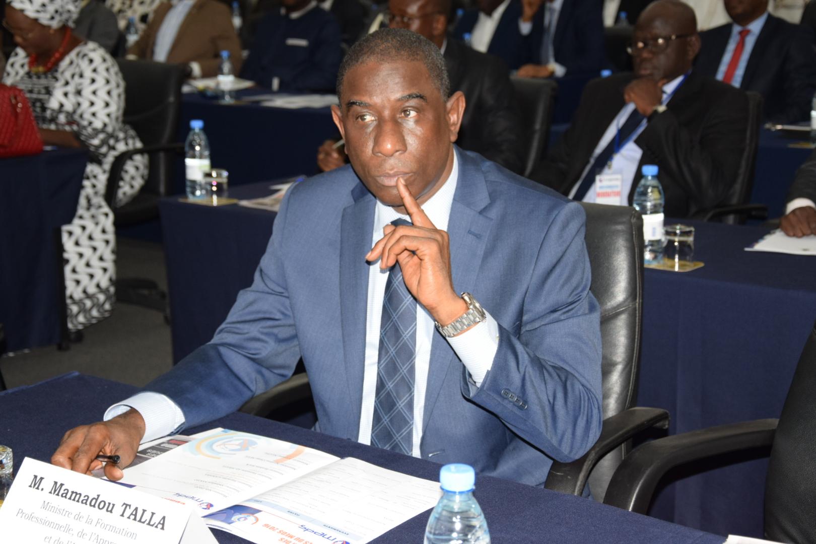 Lancement du Programme de formation aux métiers portuaires : Le ministre Mamadou Talla exhorte les entreprises à favoriser le recrutement des jeunes