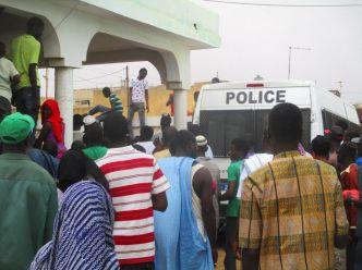 Saint-Louis : La Mosquée Mame Rawane Ngom sous surveillance policière