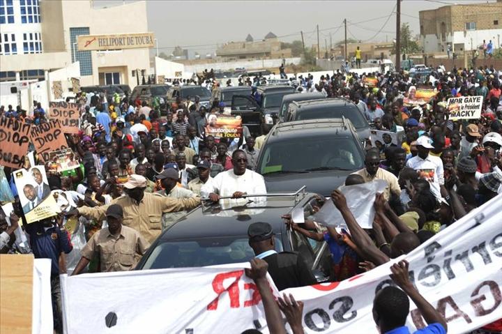 VISITE DE MACKY À TOUBA - Mame Mbaye Niang du Pds renonce à son sabotage sur ndiguël de Cheikh Bass