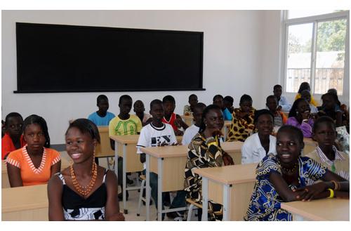 EDUCATION - Le principal de Guéréo dément la construction de 8 salles de classe dans son établissement par le conseil départemental de Mbour