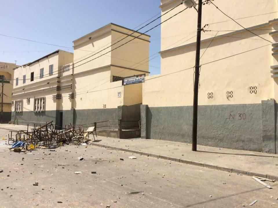Guet-Ndar : Plus de dix personnes arrêtées après les saccages  de ce week-end