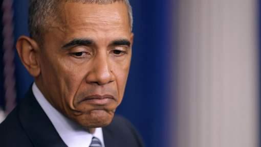 """Les """"inquiétudes"""" d'Obama à propos de la présidence Trump"""