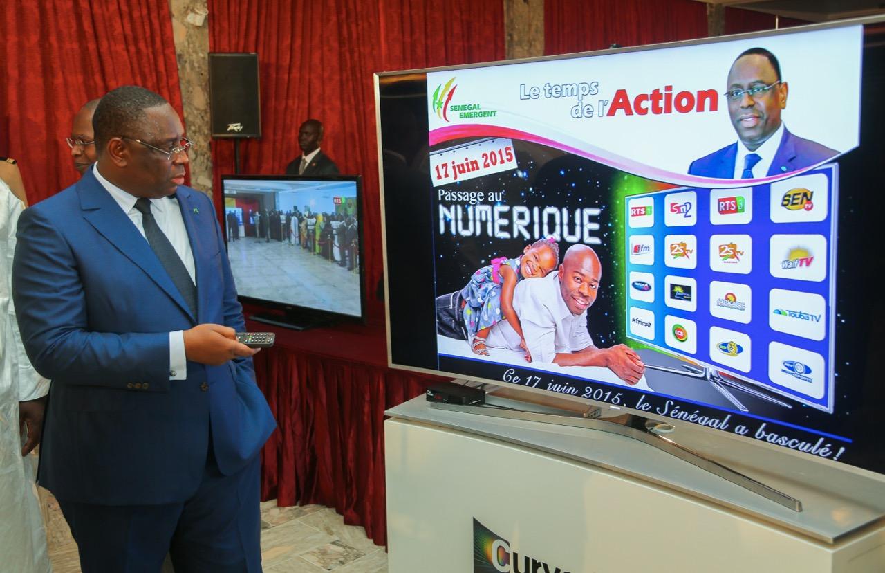 TNT : 12 Régions couvertes sur 14 et 92% des sénégalais reçoivent le signal, 16 milliards déjà investis par Excaf…