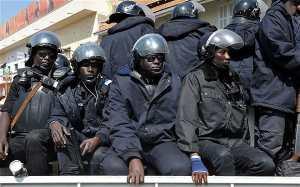 OPÉRATION KARANGUÉ : Une centaine d'individus interpellés à Dakar