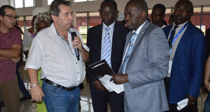 DIAMNADIO : Le commissaire aux comptes de la Cedeao salue l'élan de développement industriel du plan Sénégal émergent