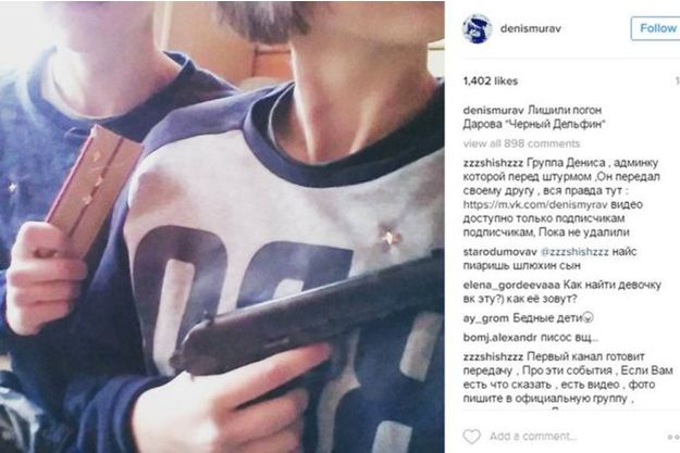 Suicide en direct sur Periscope : le geste fatal de Denis et Katya