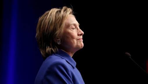 Comment Hillary Clinton a réagi après sa défaite