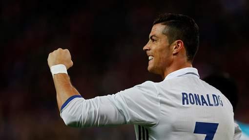 Un triplé de Ronaldo terrasse l'Atletico