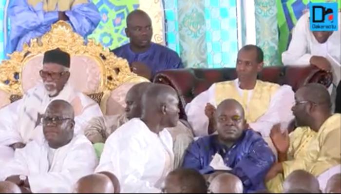Cérémonie officielle Grand Magal : Abdoulaye Daouda Diallo insiste sur la nécessité de promouvoir le culte de la paix