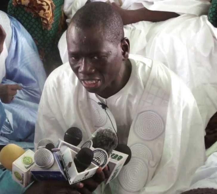 """Serigne Mboup à la cérémonie officielle : """" La célébration du Grand Magal de Touba est une fierté pour la communauté musulmane """""""