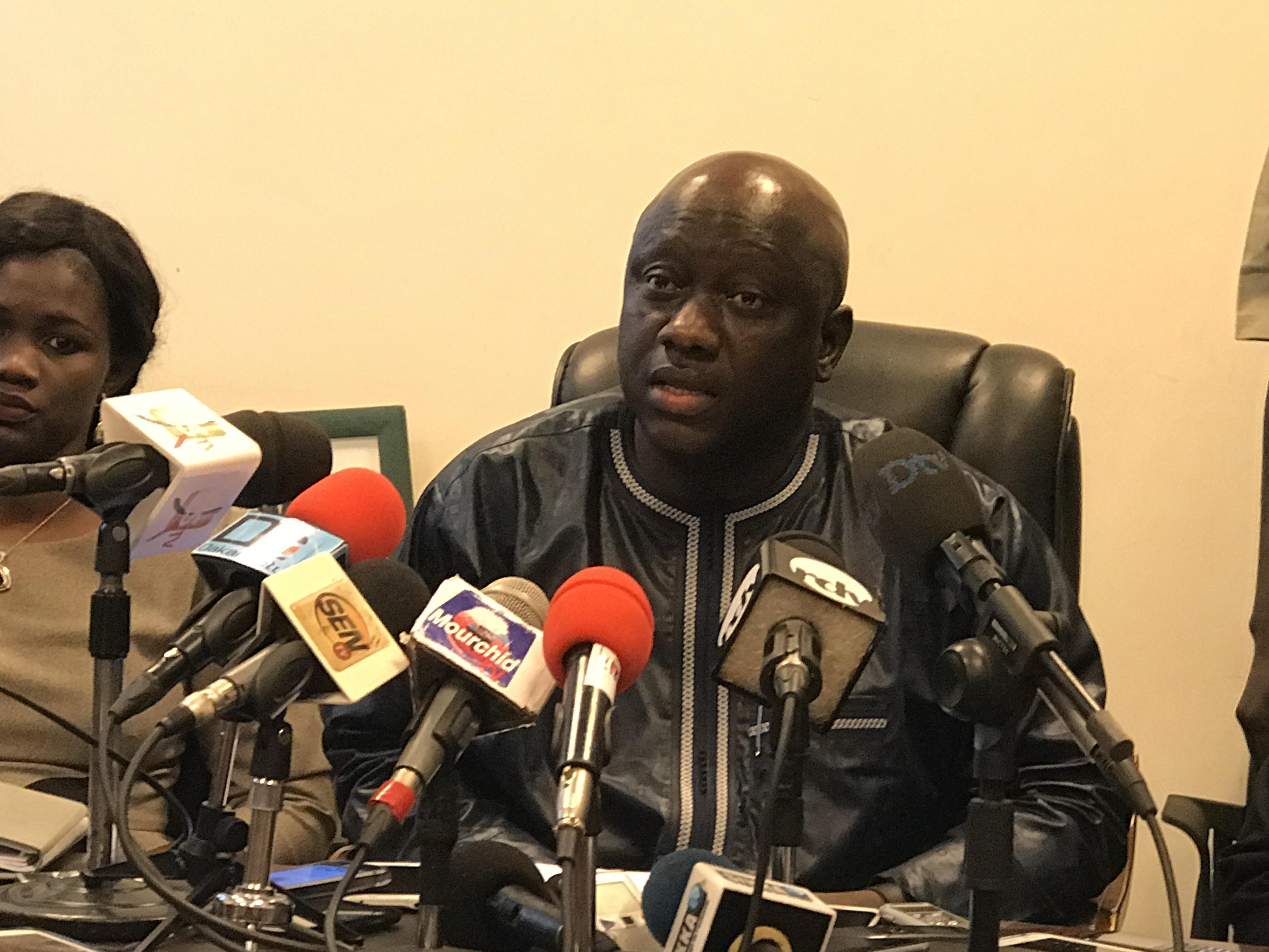 """SERIE DE MEURTRES AU SENEGAL/ Le Procureur de la République menace : """"Quiconque tue une autre personne, sera lourdement jugé avec des peines de  travaux forcés"""""""