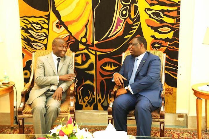 Le président Macky Sall manœuvre ferme pour faire sortir Bissau de la crise politique