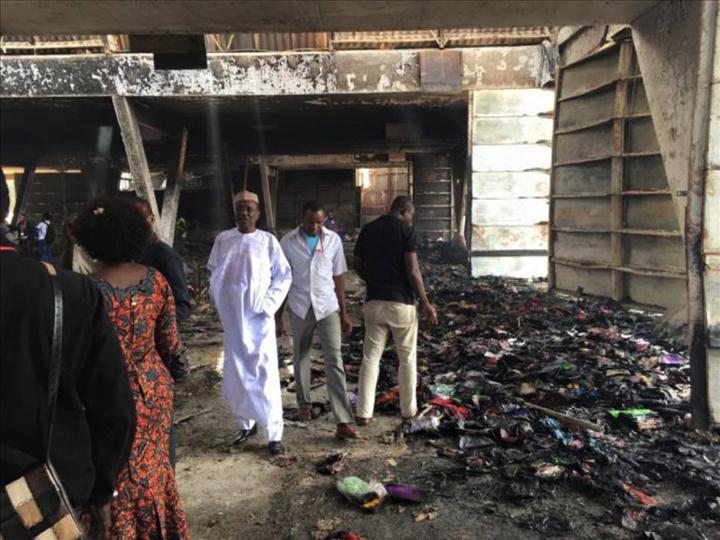 Cices - Indemnisation des victimes de l'incendie : Le Collectif des sinistrés en vert et contre les autorités