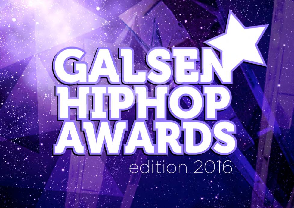 COMMUNIQUÉ DE PRESSE : GALSEN HIP HOP AWARDS