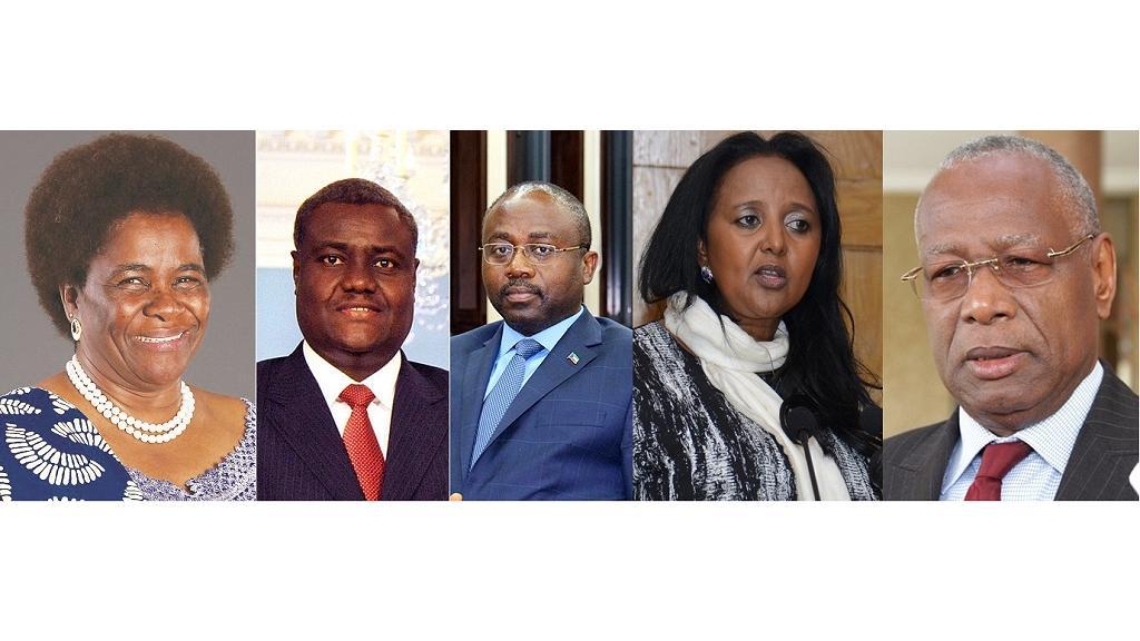 PRESIDENCE DE LA COMMISSION DE L'UA : Les cinq candidats vont s'affronter dans un débat public