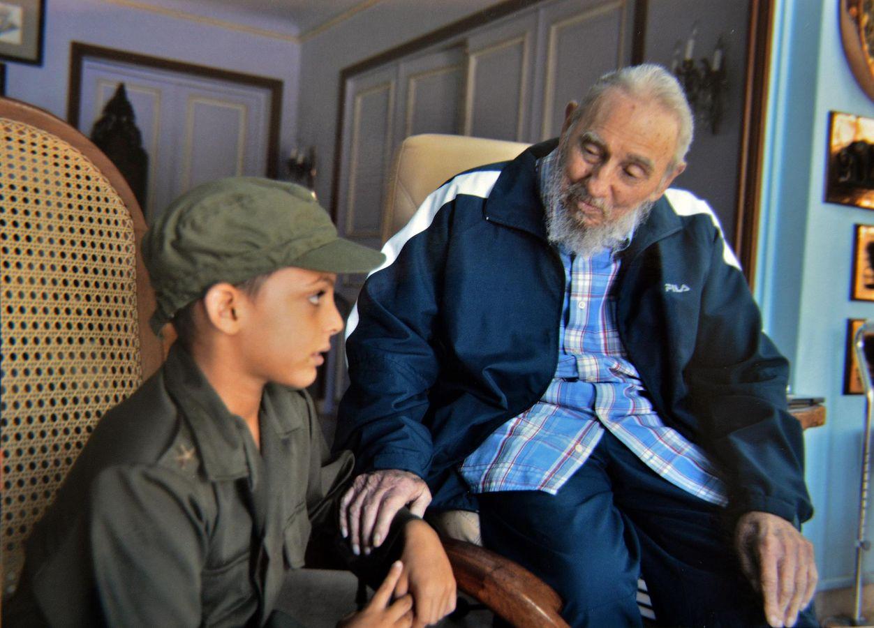 Fidel Castro, les dernières années...