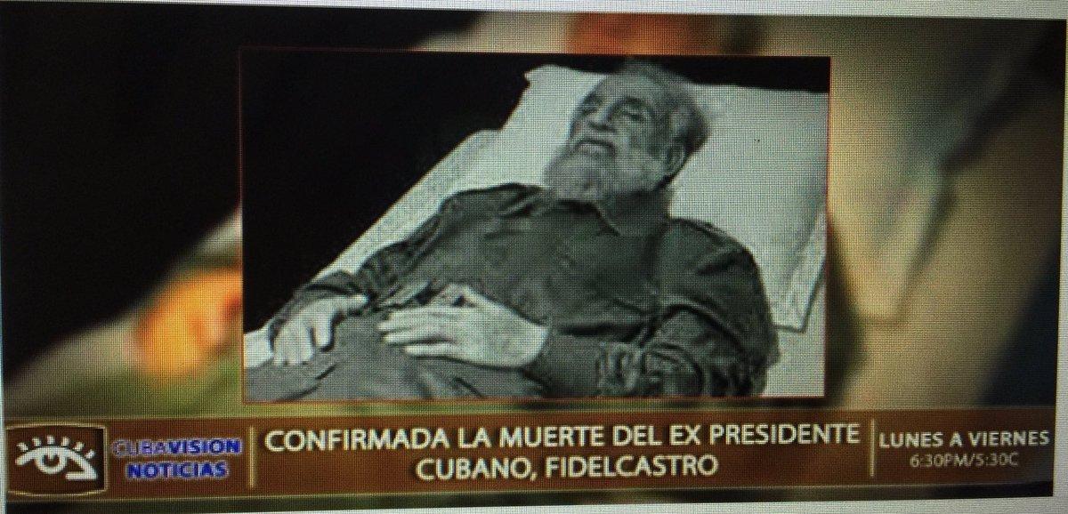 Décédé vendredi soir : Fidel Castro sera incinéré dès ce samedi à La Havane