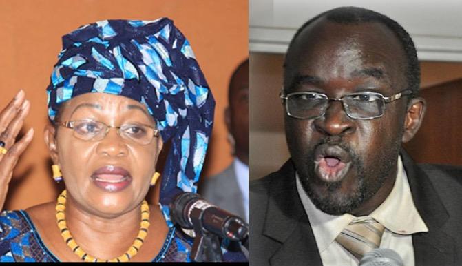 ASSEMBLÉE NATIONALE : Aïda Mbodj et Moustapha Cissé Lo se donnent en spectacle