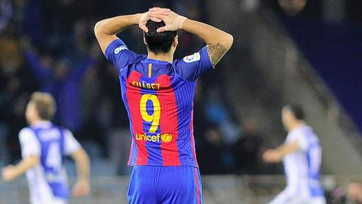 Le Barça cale contre la Real Sociedad avant le clasico